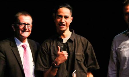 Renz Resilience Award Winner