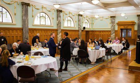 Capital Training's Business Breakfast