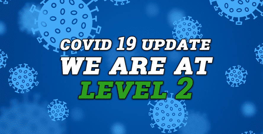 covid19 update lvl 2