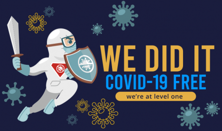 COVID-19 and Alert Level Update 11 June 2020