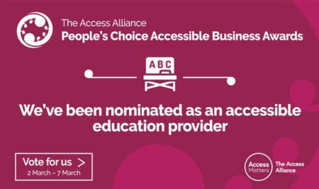 2021 People's Choice Accessible Business Awards